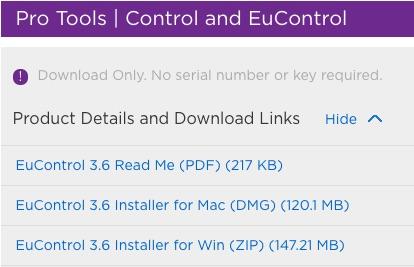 Eucon 3.6