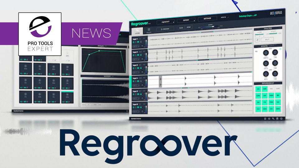 Accusonus Update Regroover Pro And Regoover Essential