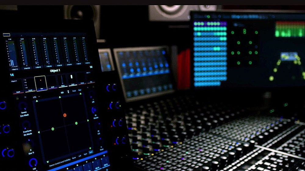 Avid Pro Tools s6 dolby atmos workflow support