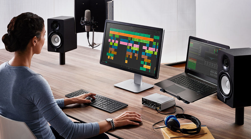 DaVinci Resolve 14 With Fairlight Audio 5
