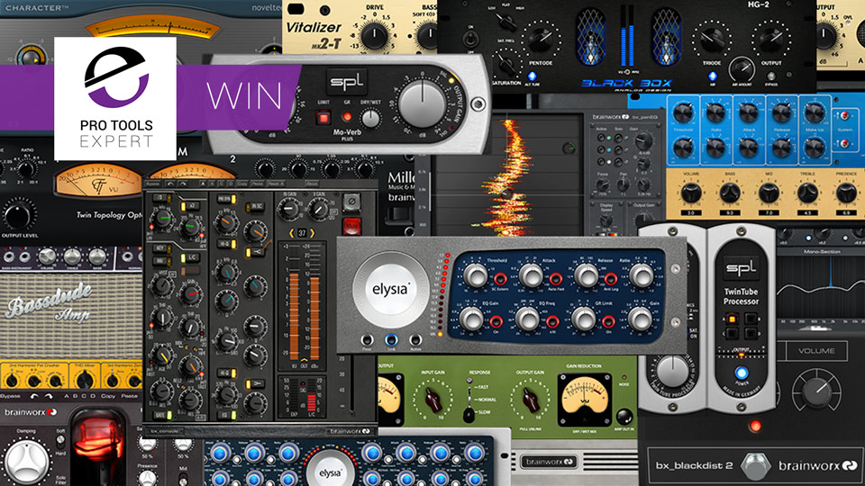 Win 10 Plugin Alliance AAX DSP Plug-ins Of Your Choice