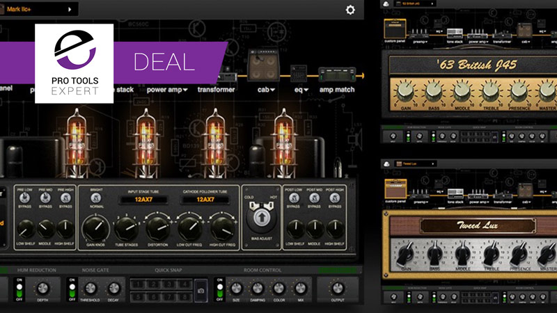Focusrite Plug-In Collective Deal May 2017