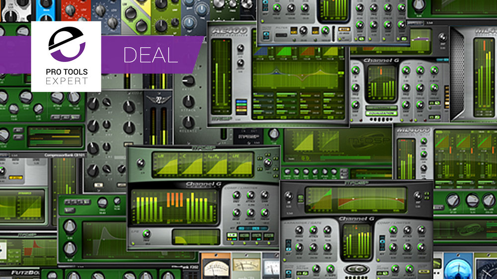 McDSP Offer 70% Off Individual Plug-Ins