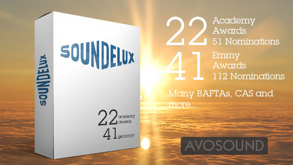 Avosound Introduces The Soundelux Sound Library