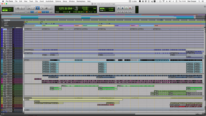 Preparing Pro Tools Sessions for mixing