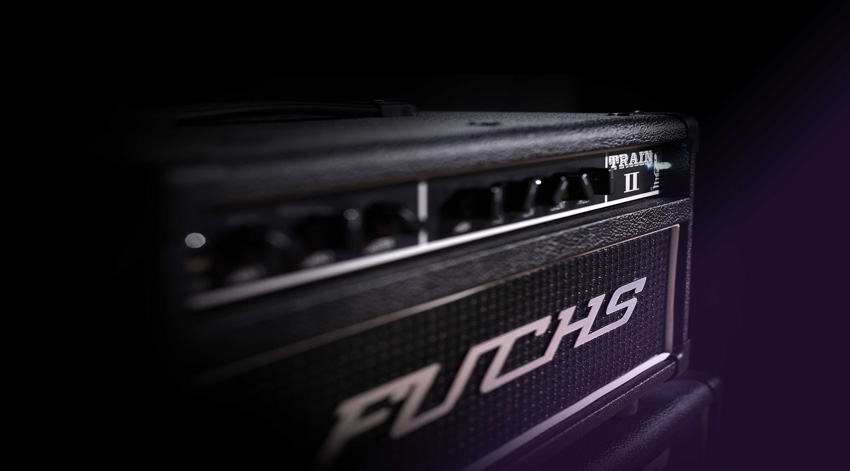 Fuchs Train II Amplifier Plug-in - $149