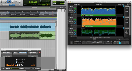 Using ReVoice Pro With Pro Tools