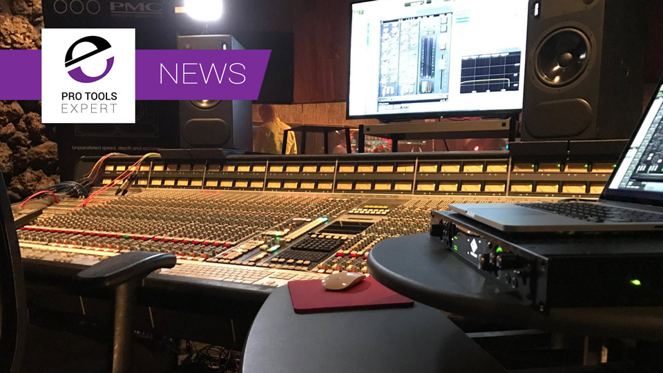 Plugin Alliance Preview Tolerance Modeling Technology On New SSL bx_console Plug-ins