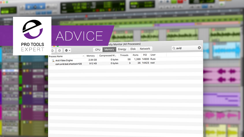 Avid Video Engine - If You Use Pro Tools Then Read This