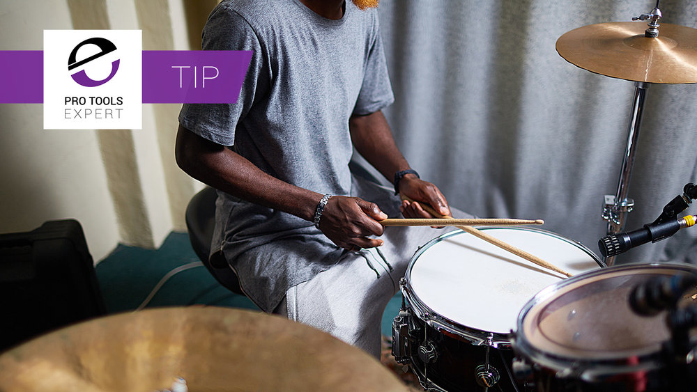 tip drum mixing recording production hits notes
