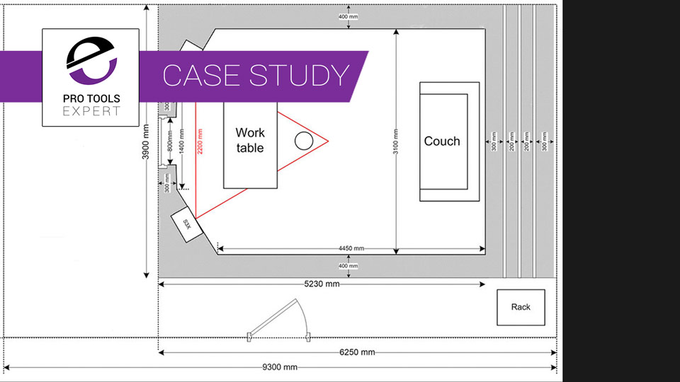 studio design community member artur rakhmatulin chronicles his studio design and build part. Black Bedroom Furniture Sets. Home Design Ideas