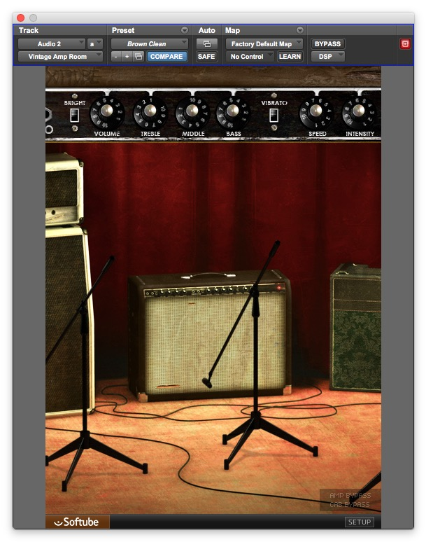electric guitar amp plug-ins vintage amp room softube.jpg