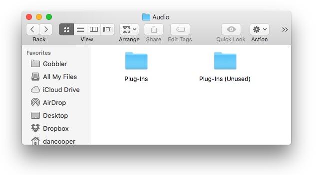 Plug-ins (Unused)