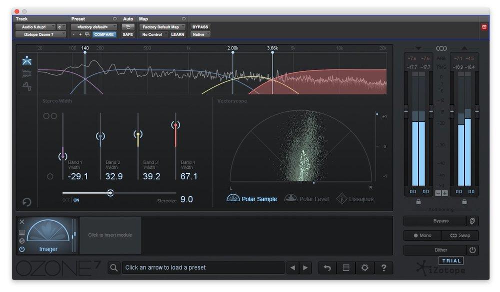 iZotope Ozone 7 Imager plug-in stereoiser.jpg