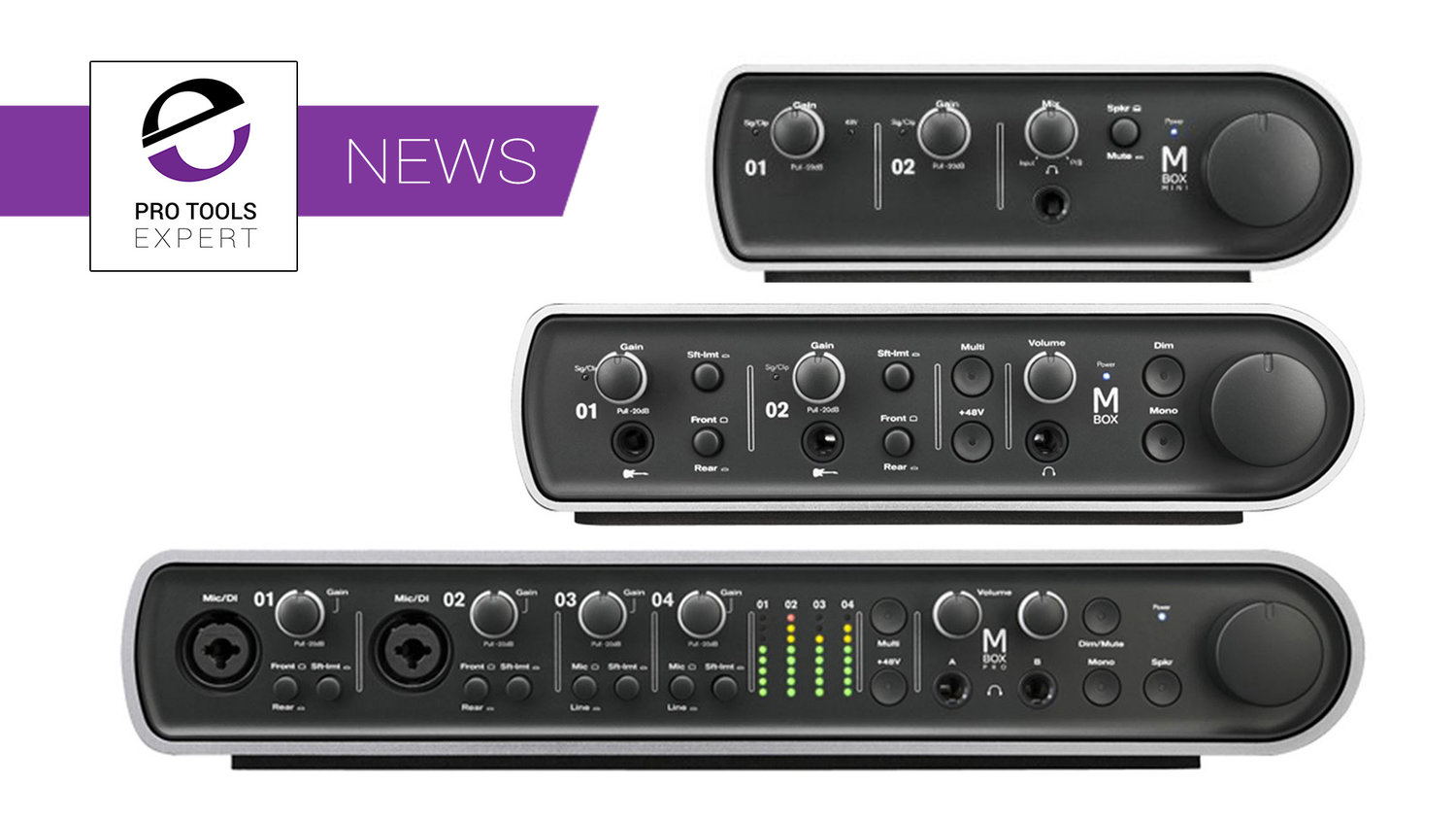 Pro Tools Has Avid Quietly Discontinued The Mbox 3 If So