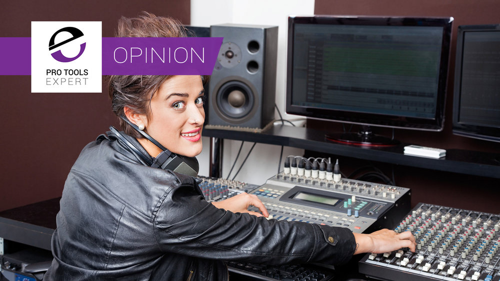 The Problem With Women Working In Audio