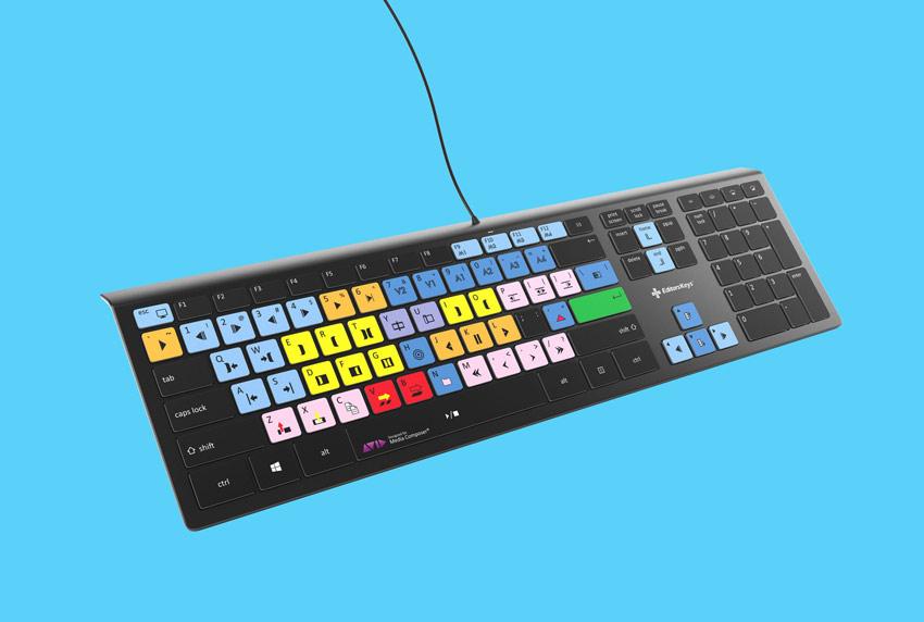 Editors Keys Backlit Keyboard