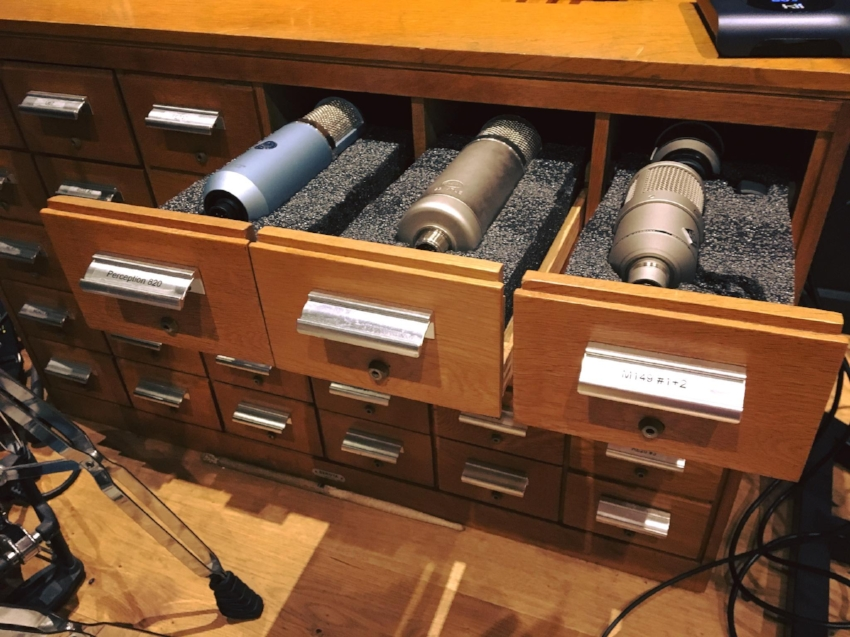 Card file drawers for mics at Red Bull Studios.jpg