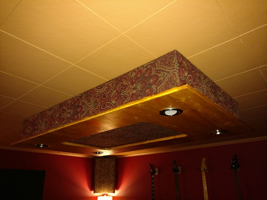 Donnie Miller's Acoustic Ceiling Cloud