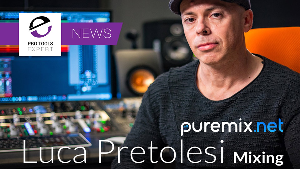 pureMix Release Major Lazer Mixing Tutorial With Luca Pretolesi