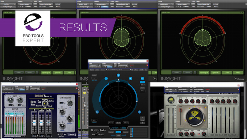 Shootout Results - The Best Upmix Plug-ins - Which Is Your
