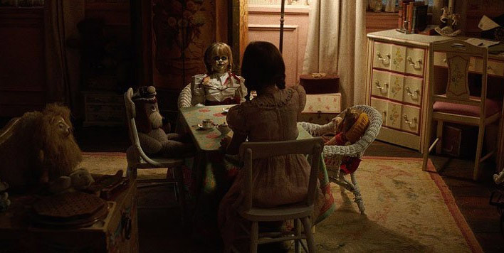Creating The Dark, Evil Sound Of 'Annabelle: Creation'