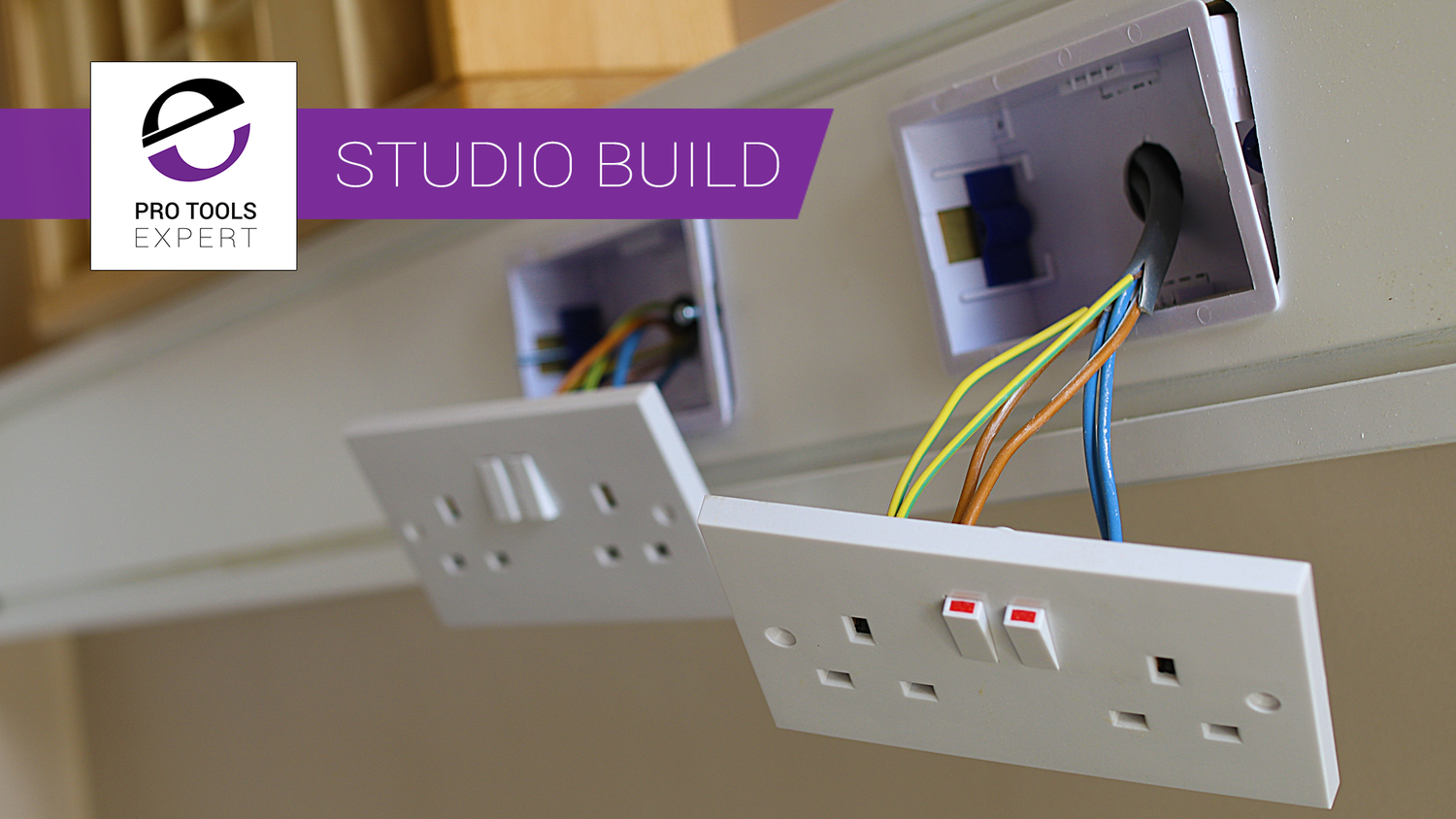 Pro Tools Studio Build Future Proofing Recording What Is Trunking Wiring System Electrics With Systems