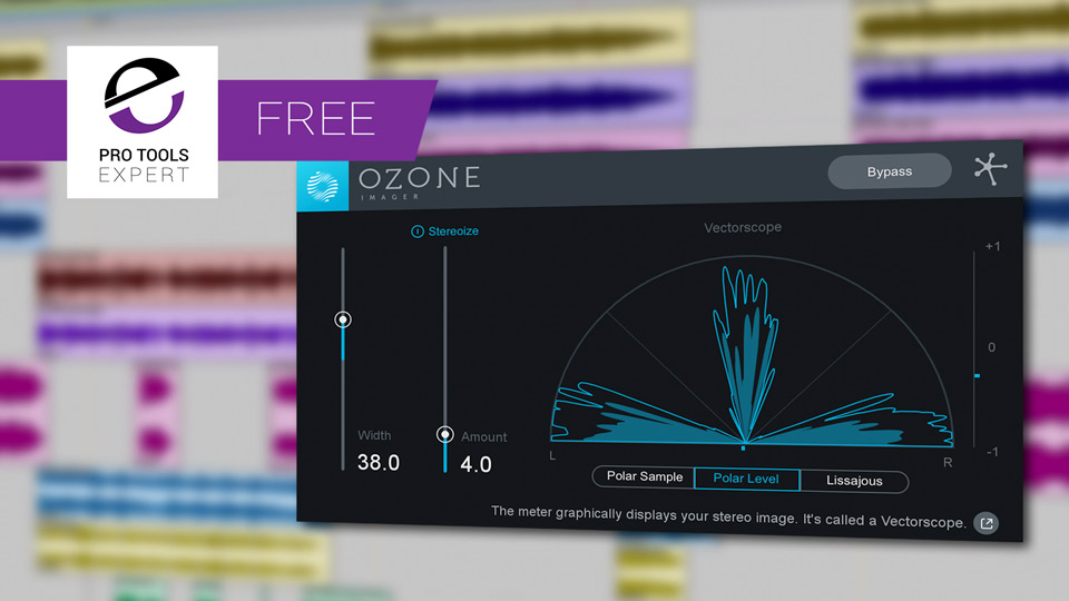 Free Plug-in - iZotope Offer Ozone Imager Module As Separate Free Plug-in