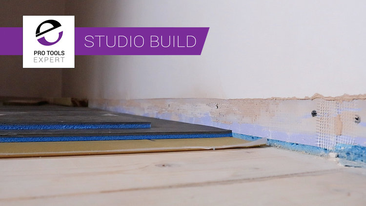 Pro Tools Studio Build A Floating Floor Alternative That - Floor floating compound