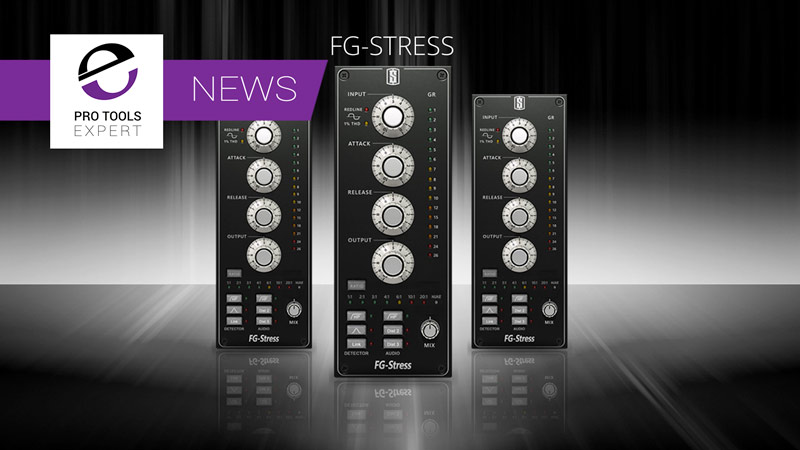 Slate Digital Release The New VMR FG-Stress Module - With