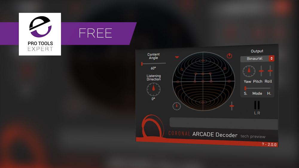 Coronal Arcade Tech Preview