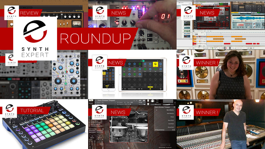 Saturday Synth Expert Weekly Round Up - Part 4