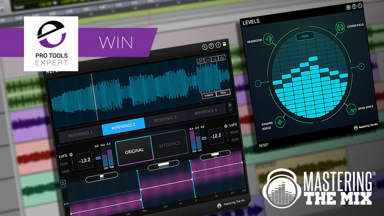 Mastering The Mix Release Levels V1 2 Update   Pro Tools