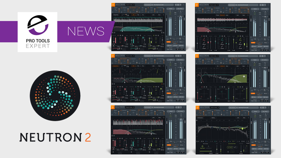 Under The Hood Of The New Neutron 2 From iZotope
