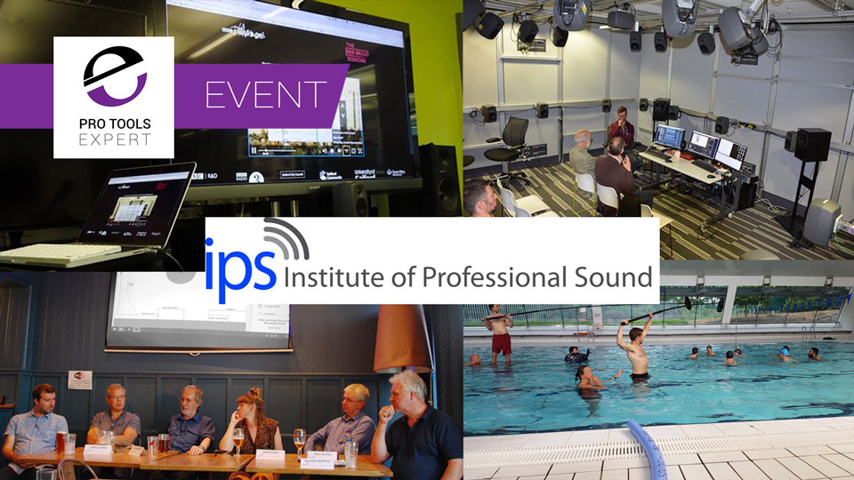 Event - Institute Of Professional Sound 40th Anniversary Celebrations