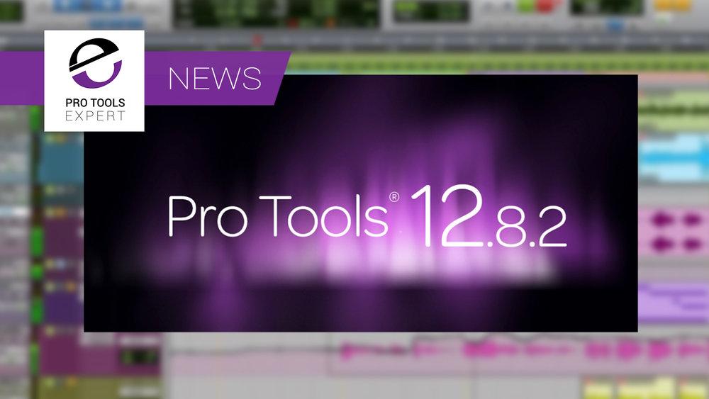 Pro tools 12.8.4