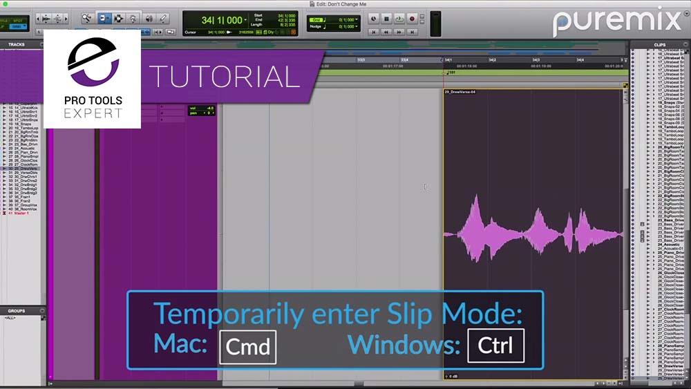 Slip/Grid Modifier