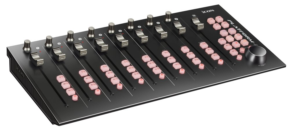 Icon Pro Audio Platform-M-3D pro tools control surface.jpg