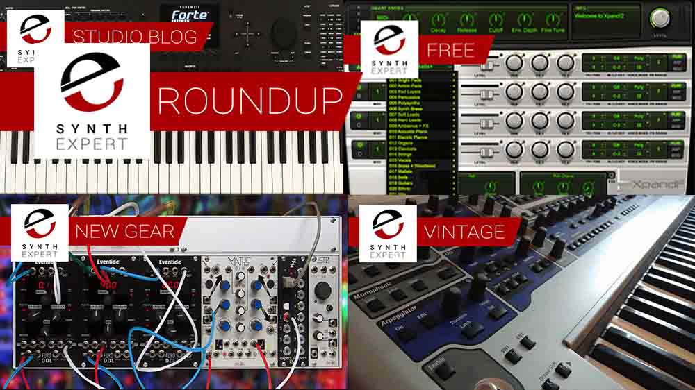 Synth Expert Roundup 8