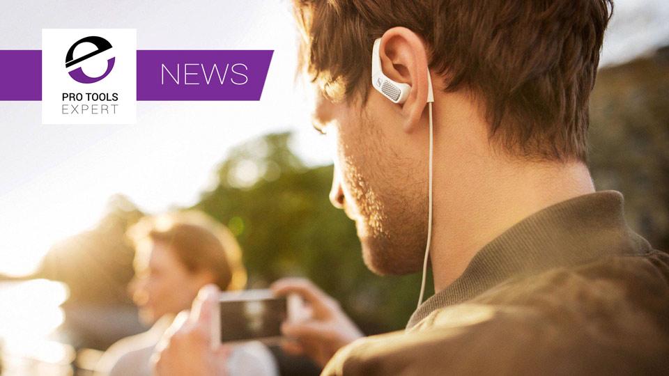 Sennheiser Release iOS Binaural Recording Ambeo Headset