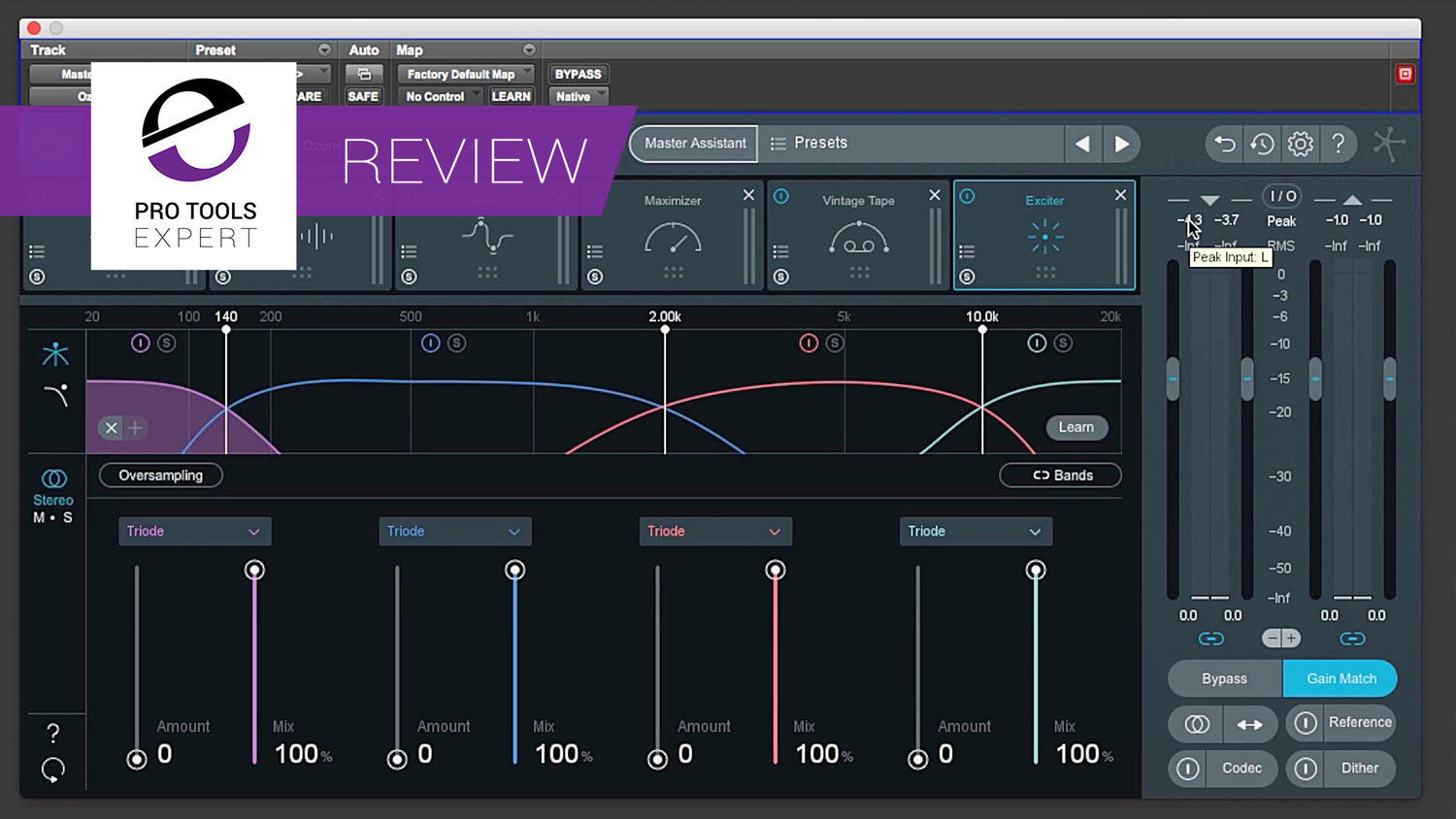 Review - iZotope Ozone 8 New Master Assistant | Reviews