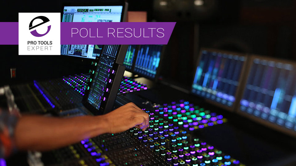 Routing Automation In Pro Tools - 86% Say We Do Not Need It