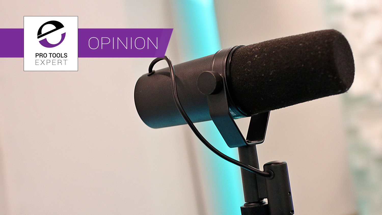 The Microphone That Saved My Year Working In A Temporary