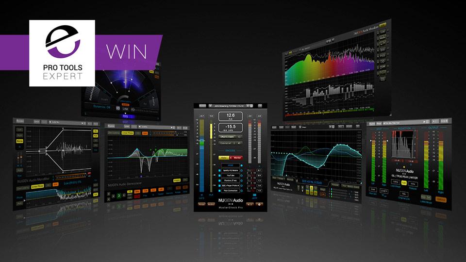 Win - Nugen Audio Producer Pack Bundle Worth $549