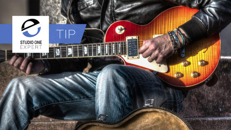 Studio One How To Get Great Guitar Tones Using The Free Plug Ins