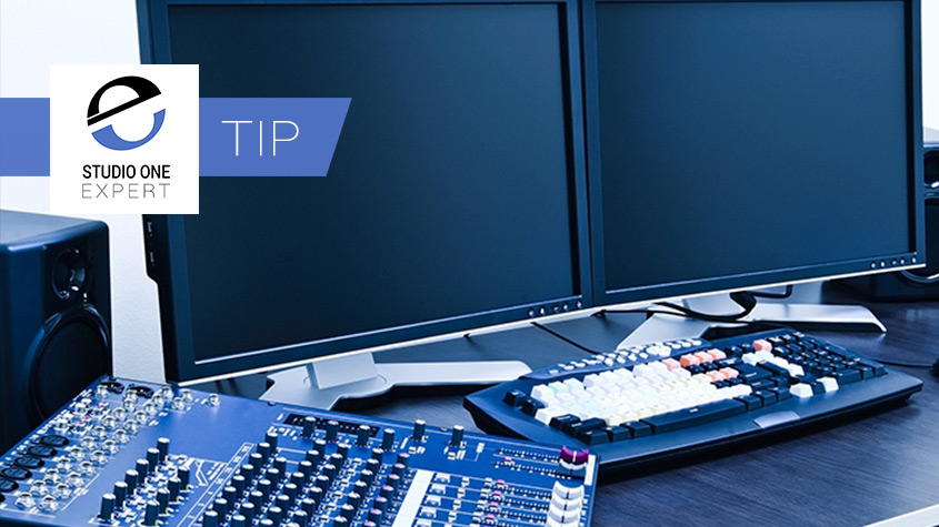 How to set up one computer with two monitors