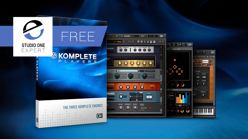 5 Free Native Instruments Plugins Worth Grabbing | Studio One