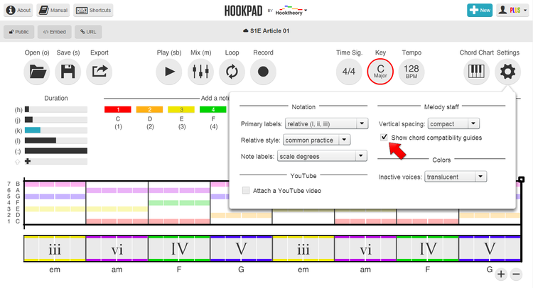 Studio One Easily Build Chord Progressions And Melodies Using Hookpad