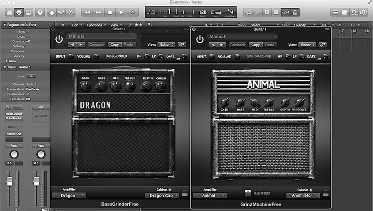 free bass amp vst