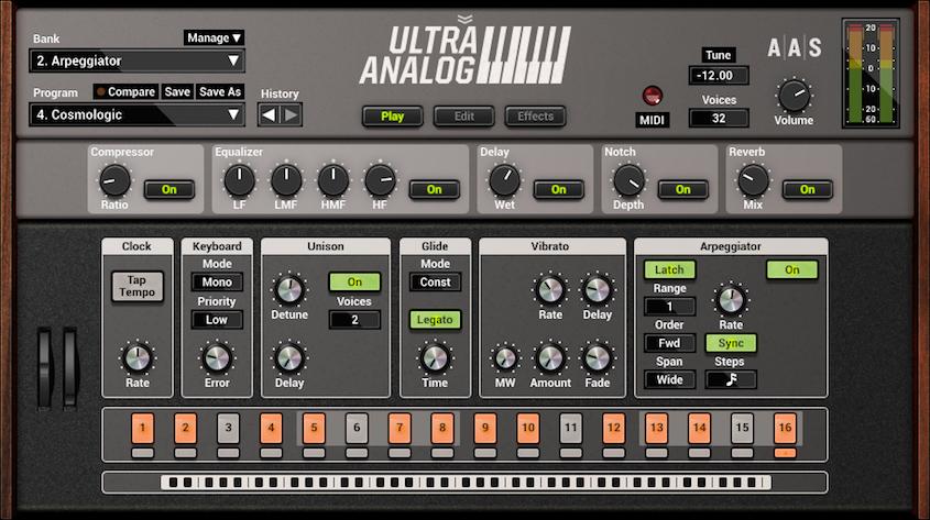 AAS Pivotal Soundbank for Ultra Analog VA-2